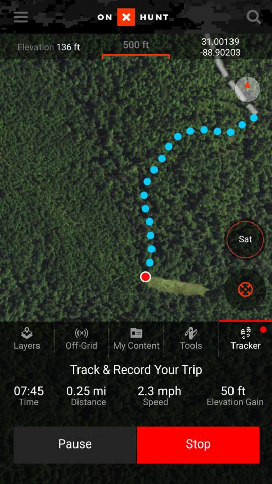 OnX Hunt App GPS Hunting App Hunting Map Apps OnXmaps OnX - Onxmaps free trial