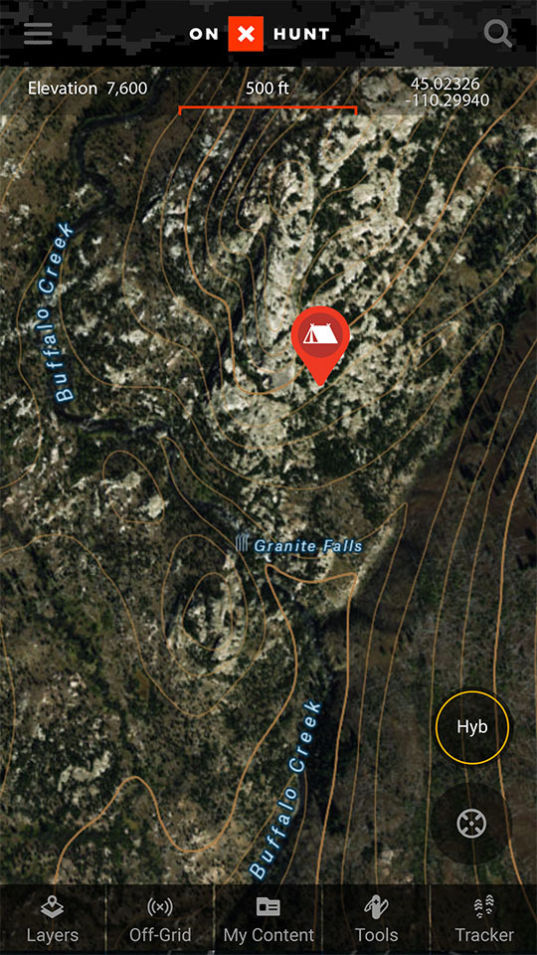 Best Hunting App - Offline Land Ownership Hunting GPS Maps | onX