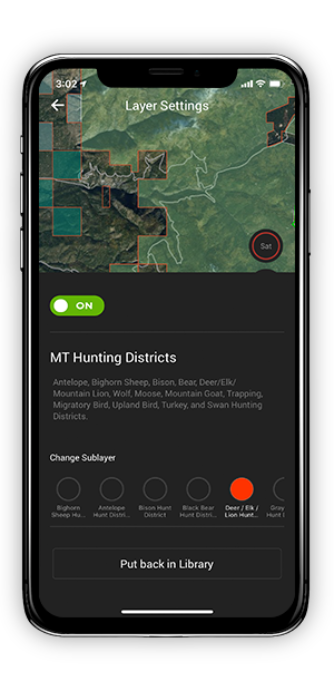 Phone 3 Game Management Unit  Hunting