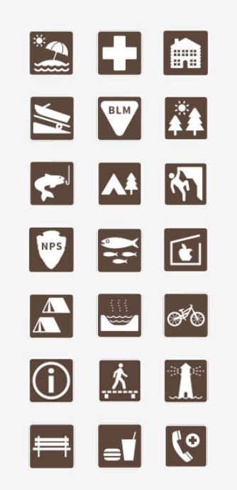 Trails And Rec Icons Copy