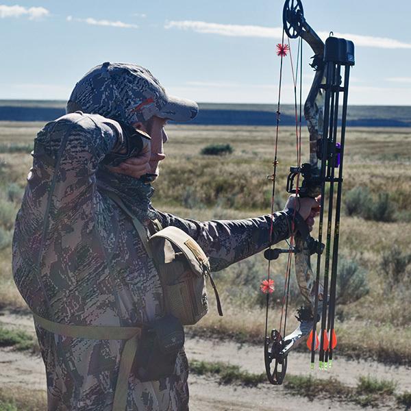 Antelope eastern Montana archery hunt