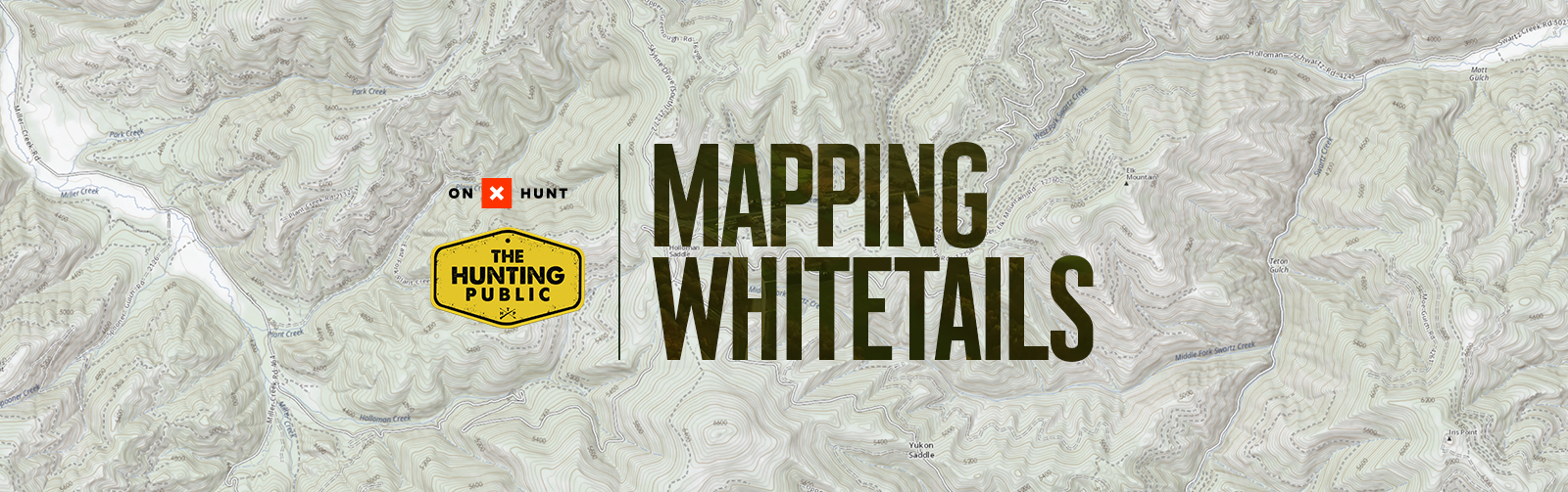Mapping Whitetails with The Hunting Public: Episode 1 | onX