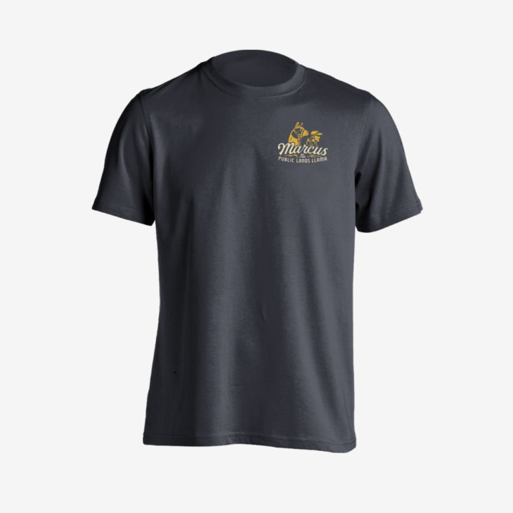 Onx Shirt Marcus Charcoal Front