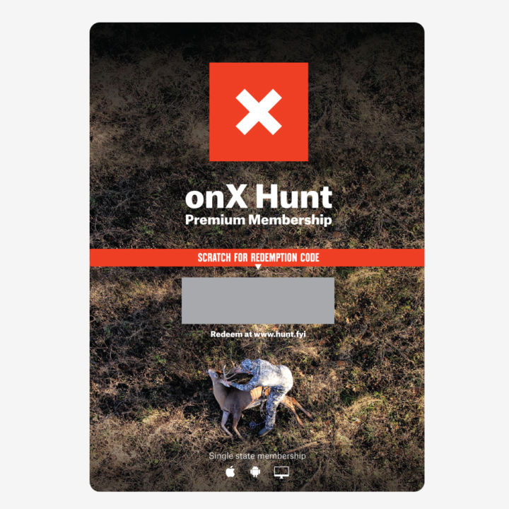 Onx Hunt Premium Packaging