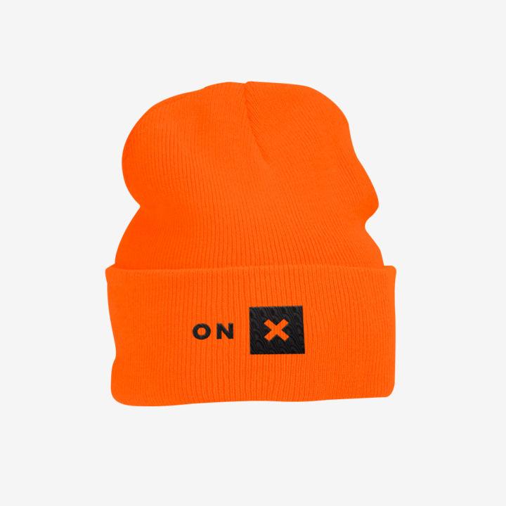 Onx Orange Beanie