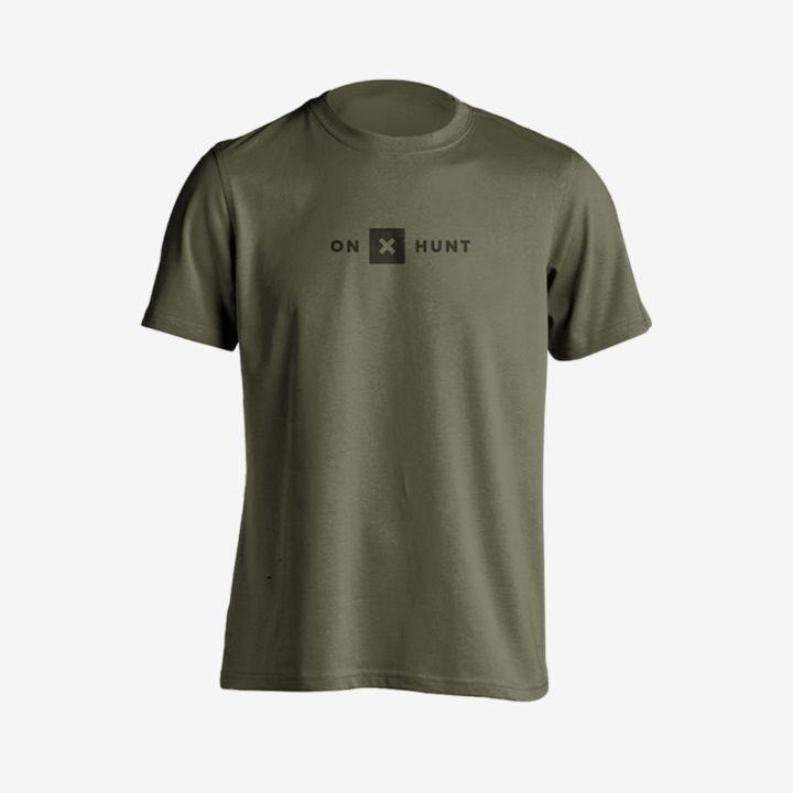 Onx Shirt Green Front