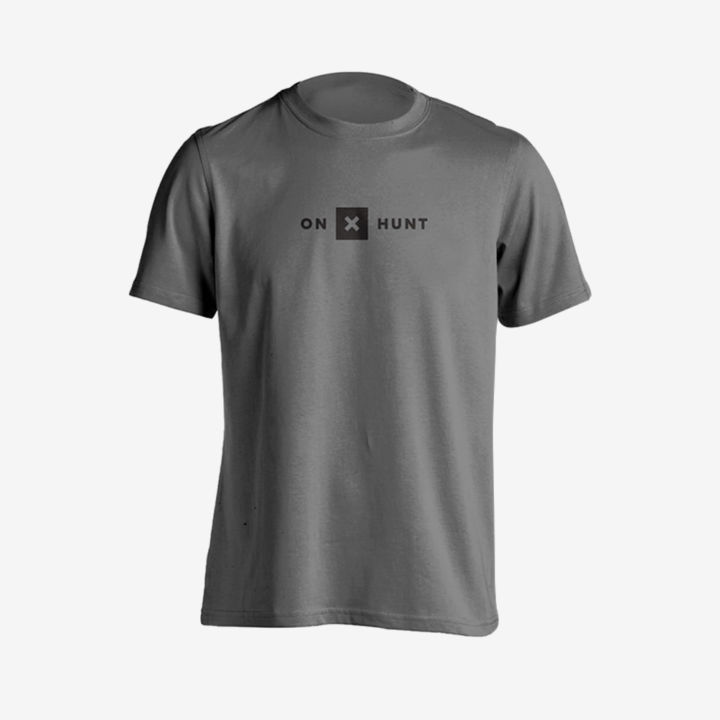 Onx Shirt Grey Front