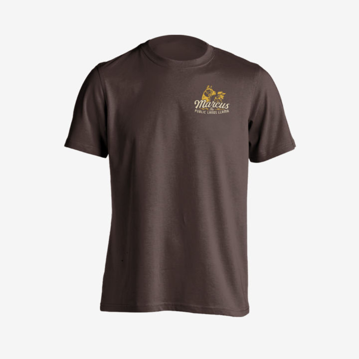Onx Shirt Marcus Espresso Front