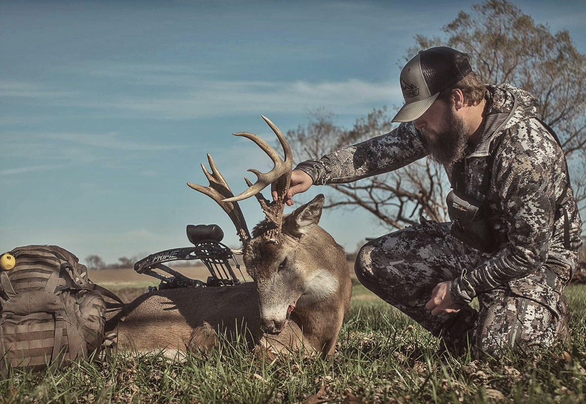 Hunting mature whitetail tactics